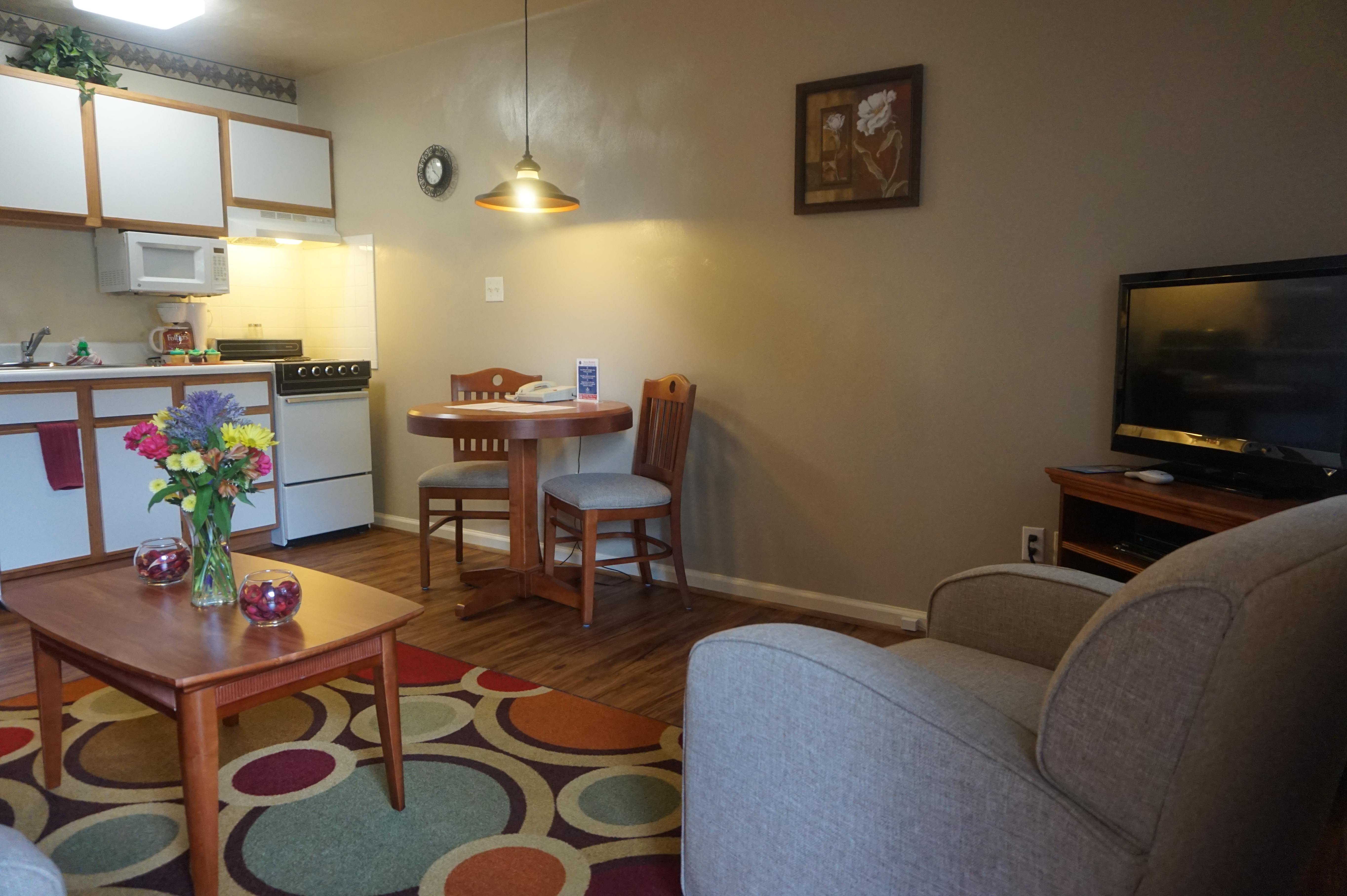 Lynchburg Va Corporate Suites | Extended Stay Hotel | Affordable ...